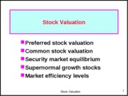 07-Stock-valuation