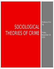 Lecture 10 - Sociological theories.pptx