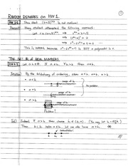 MATH 31 Spring 2015 Assingment 1 Solutions