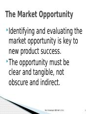 2. The Market Opportunity-NPD.pptx