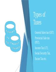 Types of Taxes.pptx