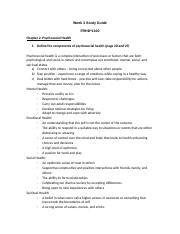 Study GuideWeek 3 Chapter 2 Study Guide.docx