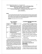 Role of Software Quality Assurance-Int-Journal-Oct-2007-6