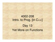 208 Day 13 Functions3