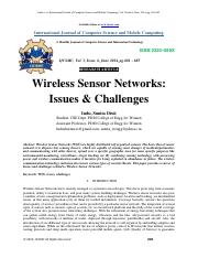 WSN-Issues and challenges.pdf