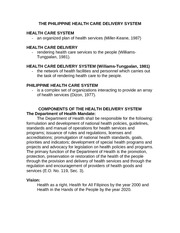 33544041-The-Philippine-Health-Care-Delivery-System