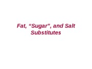 2008_Fat__Sugar_Substitues_
