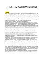 the stranger ap essay questions