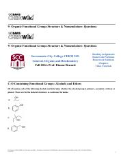 9- Organic Functional Groups Structure & Nomenclature- Questions.pdf