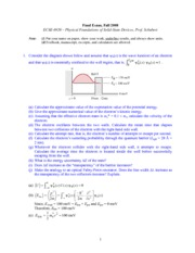 Final exam solutions 3