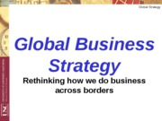 Global Strategy - Introduction Long Version
