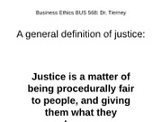 3 theories of justice 2013