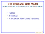 lecture2-Relational+Data+Model