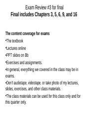 Exam Review #3 online V2.ppt