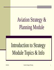 Chap 1-1  Strategy Module introduction.ppt