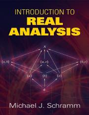(Dover Books on Mathematics) Michael J  Schramm, Mathematics-Introduction to Real Analysis-Dover Pub