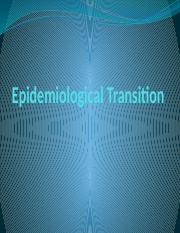 Lecture 2 Epidemiological Transition.pptx