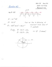MATH 130 ASSIGNMENT 3 SOLUTIONS