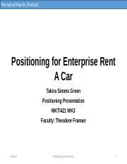 Enterprise Rent A Car Brand Standards