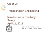 Overview of safety modeling