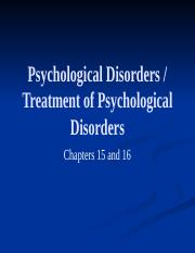 Psychological Disorders and Treatment.pptx