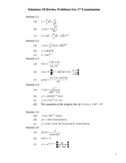 Review_Problems_3rd_Examination_Solutions