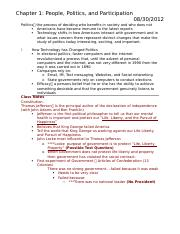 CH 1 Notes POLS 1336.docx