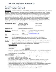 ISE370_Description_Fall14