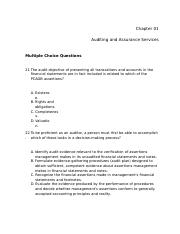 Auditing and Assurance Services001.docx