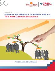 CRISIL-ASSOCHAM-Insurance-report