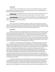 Synthesis Various Sources, One Argument.docx