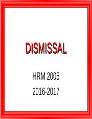 Lecture 8 Dismissal.ppt