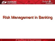 Risk+Management+in+Banking