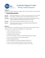 Writing-A-Summary-Response-Paper.pdf