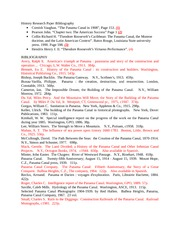 History Research Paper Bibliography