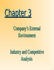 Ch-03 -Ext Env Analysis-ss.ppt