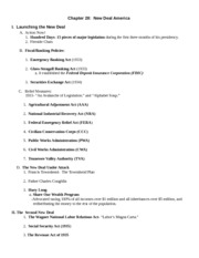 Chapter 28- OUTLINE Germanna 2008