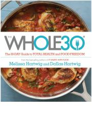 The Whole30 - Melissa Hartwig