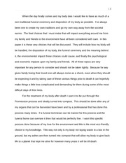ANT 495 Funeral Paper