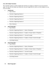 EGL 1010 Outline Worksheet(1)