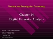 4Ed_CCH_Forensic_Investigative_Accounting_Ch14