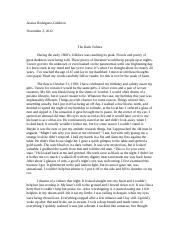 gothic literature study resources 2 pages horror story