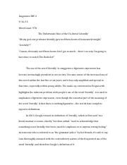 Linguistics HW Assignment 2.docx