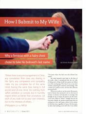 how i submit to my wife