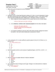 Practice Test 1B Solution