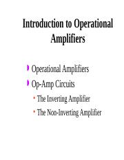 Lecture_3(opamp)