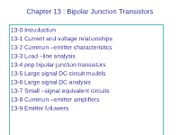 BJT lecture materials