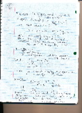 Existence Theorem Notes