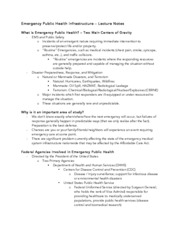 HPM200A - Emergency Public Health Infrastructure Notes F13.pdf