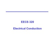 Lec03 Electrical Conduction _ Crystal Structure